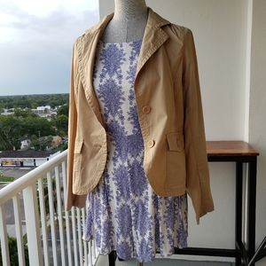 I.N.C. Light Cotton Jacket